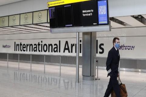 Inggris dan Pakistan Larang Perjalanan dari India