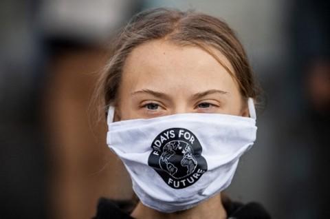 Greta Thunberg Kecam Kesenjangan Vaksin Negara Kaya dan Miskin