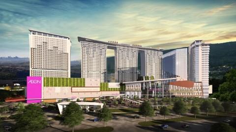 Investor Jepang Caplok Aeon Mall Sentul City