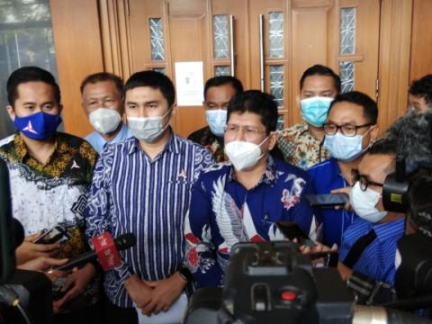 Kuasa Hukum Kubu Moeldoko Dilaporkan ke Polda Metro Jaya
