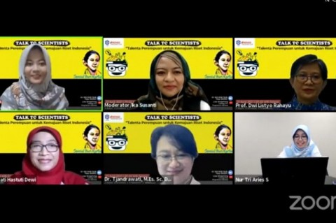 LIPI: Penelitian Gender Perlu Melibatkan Perempuan