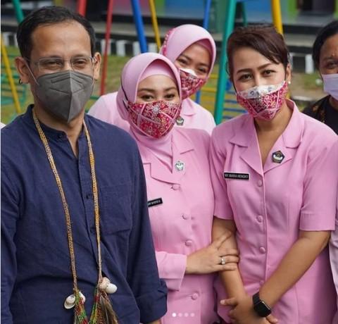Nadiem: Tugas Kita Meneruskan Perjuangan Ibu Kartini