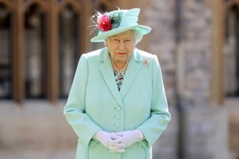 Ratu Elizabeth II Ucapkan Terima Kasih Atas Doa untuk Mendiang Suami