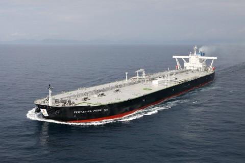 Punya Dua Kapal Tanker Raksasa, Pertamina Siap Pimpin Bisnis Marine dan Logistik