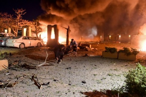 Taliban Bom Tempat Parkir Hotel di Pakistan, 4 Orang Tewas