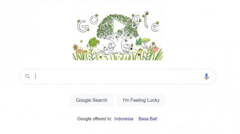 Google Doodle Hari Ini Rayakan Hari Bumi 2021