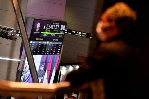 IHSG <i>Rebound</i>, Bursa Saham Asia Bergairah