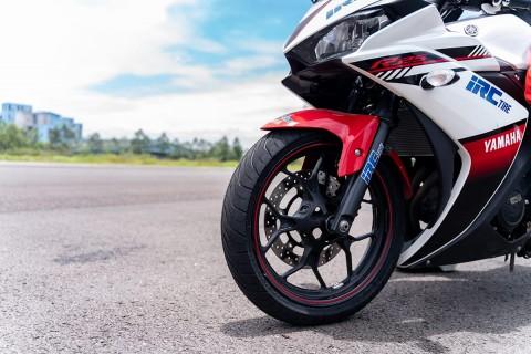 IRC RX-02 Tawarkan Total Control untuk Motor Sport