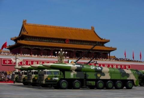 Hasilkan Banyak Plutonium, Tiongkok Dinilai Mampu Buat Senjata Nuklir