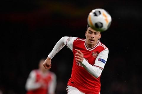 Arsenal Siapkan Penyerang Muda untuk Jamu Everton