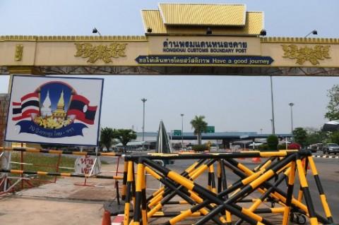 Muncul Klaster Baru Covid-19, Laos Tutup Perbatasan dengan Thailand
