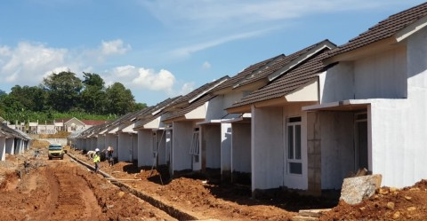 419 Rumah Khusus Dibangun untuk Masyarakat Terdampak Bendungan Kuningan