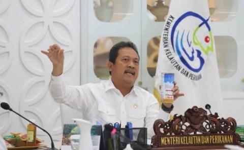 Menteri Trenggono Siap Tindak Tegas Kapal Ikan Raksasa Pengguna Cantrang