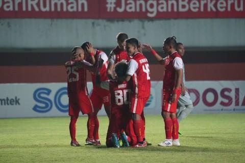 Persija vs Persib: Persija Kantongi Kemenangan di Leg Pertama