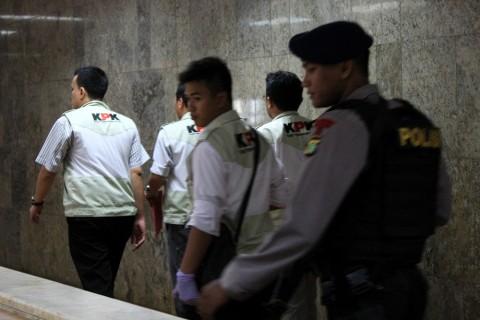 Penyidik KPK Robin Diduga Tak Hanya Terima Duit dari Wali Kota Tanjungbalai
