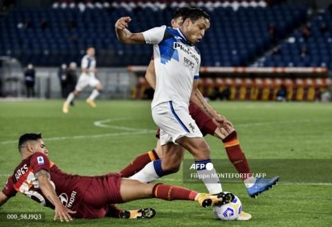 Roma vs Atalanta: Dua Kartu Merah Warnai Hasil Imbang Giallorossi dan La Dea