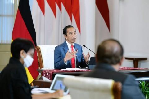 Jokowi Ajak Pemimpin Dunia Ambil Langkah Nyata Menghadapi Perubahan Iklim