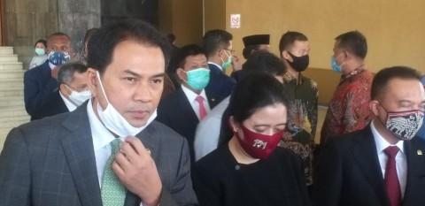 Wakil Ketua DPR Azis Syamsuddin Dibidik KPK
