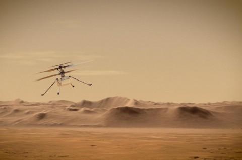 Berita Teknologi Terpopuler, dari Helikopter di Mars hingga Advan