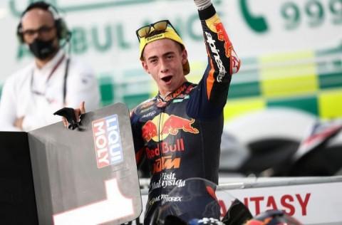 Mengenal Pedro Acosta, Pembalap Moto3 yang Bikin Rossi Terkagum-kagum