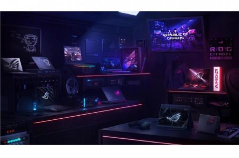 Asus ROG Hadirkan Jajaran Laptop Gaming dengan AMD Ryzen 5000 Mobile Series