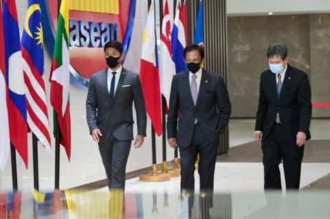 Bahas Myanmar, KTT ASEAN Dipimpin Sultan Brunei Darussalam