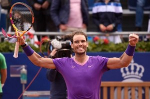 Barcelona Open: Tekuk Busta, Nadal Jumpa Tsitsipas di Final