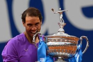 Nadal Menjuarai Barcelona Open sambil Tuntaskan Dendam