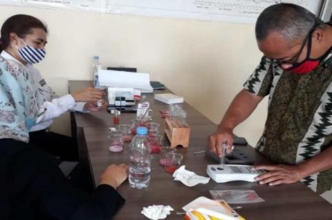 Sampel Makanan Mengandung Bahan Berbahaya Ditemukan di Temanggung