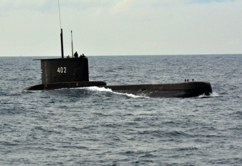 TNI AL Investigasi Tenggelamnya KRI Nanggala-402