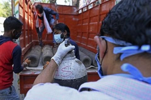 Kematian Covid-19 di India Diprediksi Lampaui 200 Ribu Bulan Depan