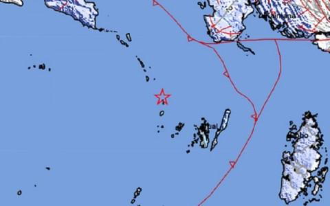 Tual Maluku Diguncang Gempa 5,1 Magnitudo