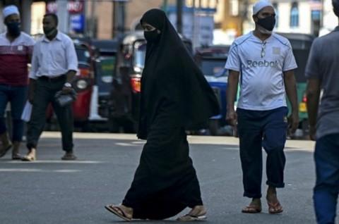 Kabinet Sri Lanka Setujui Larangan Memakai Burqa di Ruang Publik