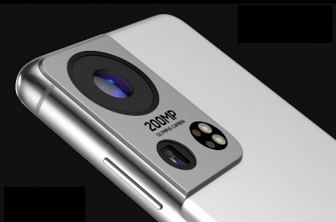 Samsung akan Unggulkan Kamera 200MP di Galaxy S22?