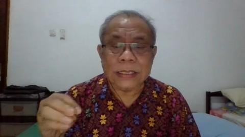 Analisis Pakar ITS Soal Insiden KRI Nanggala 402