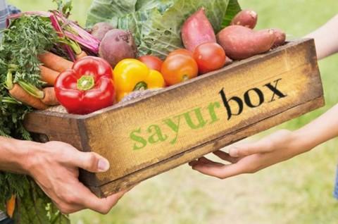 Sayurbox Sambut Investor Baru