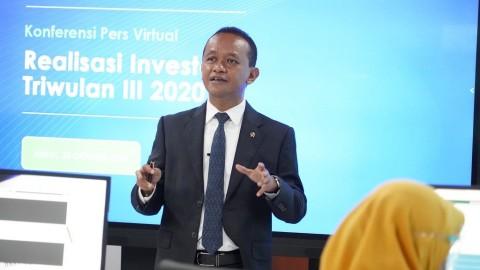 Profil Bahlil Lahadalia, Menteri Investasi yang Dilantik Hari Ini