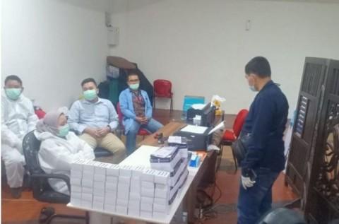 Alat Rapid Antigen di Kualanamu Ternyata Bekas Pakai, dr Tirta: <i>Gini Lagi Gini Lagi</i>