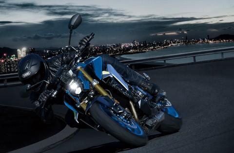 New Suzuki GSX-S1000 Terlahir Makin Agresif