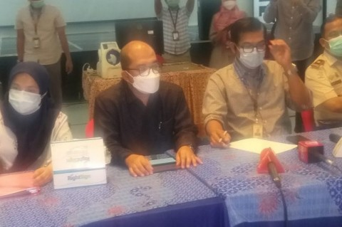 Kimia Farma: 662 Warga Dapat Pelayanan Rapid Test di Kualanamu