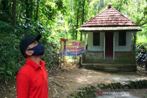 Pemudik Desa Sidomulyo Boyolali Dikarantina di Rumah Angker