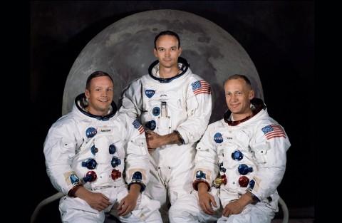 Michael Collins, Astronaut Misi Pertama ke Bulan Meninggal Dunia