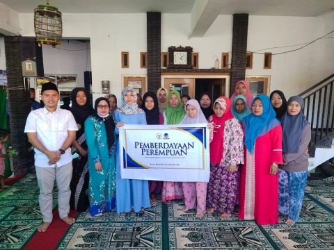 Safari Ramadan di Jember, Pemberdayaan Perempuan melalui Tadarus
