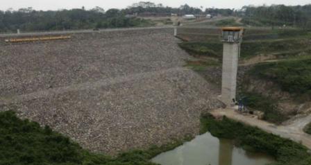 Konstruksi Bendungan Kuwil Kawangkoan-Sulut Tahan Gempa