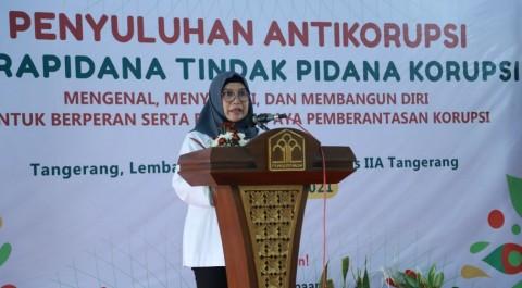 Ini Jawaban Lili Pintauli Dituding Dihubungi Walkot Tanjungbalai