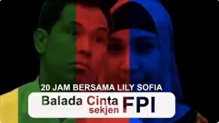 Nama Lily Sofia Mencuat setelah Munarman Ditangkap, Siapa Dia?