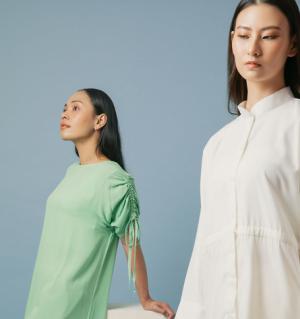 Kolaborasi Yuna & Co. dan Liberty Society Hadirkan Fesyen Ramah Lingkungan