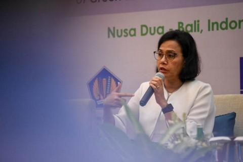 Sri Mulyani Targetkan Defisit Anggaran 4,51-4,85% dari PDB Tahun Depan