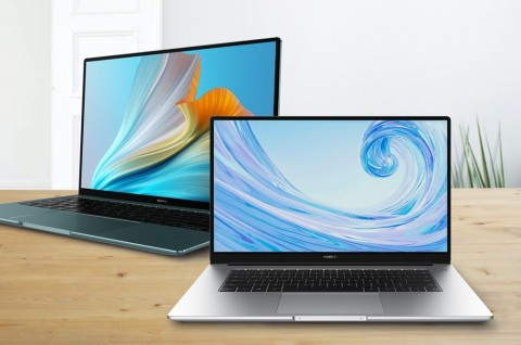 Huawei Luncurkan MateBook X Pro dan MateBook D15