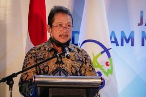 Menteri Trenggono Dorong Milenial Jadi Pembudidaya Tambak yang Hebat